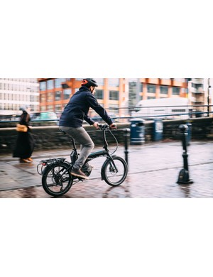 The Vektron is a lot of fun to ride and made us rethink what's possible on a folding bike
