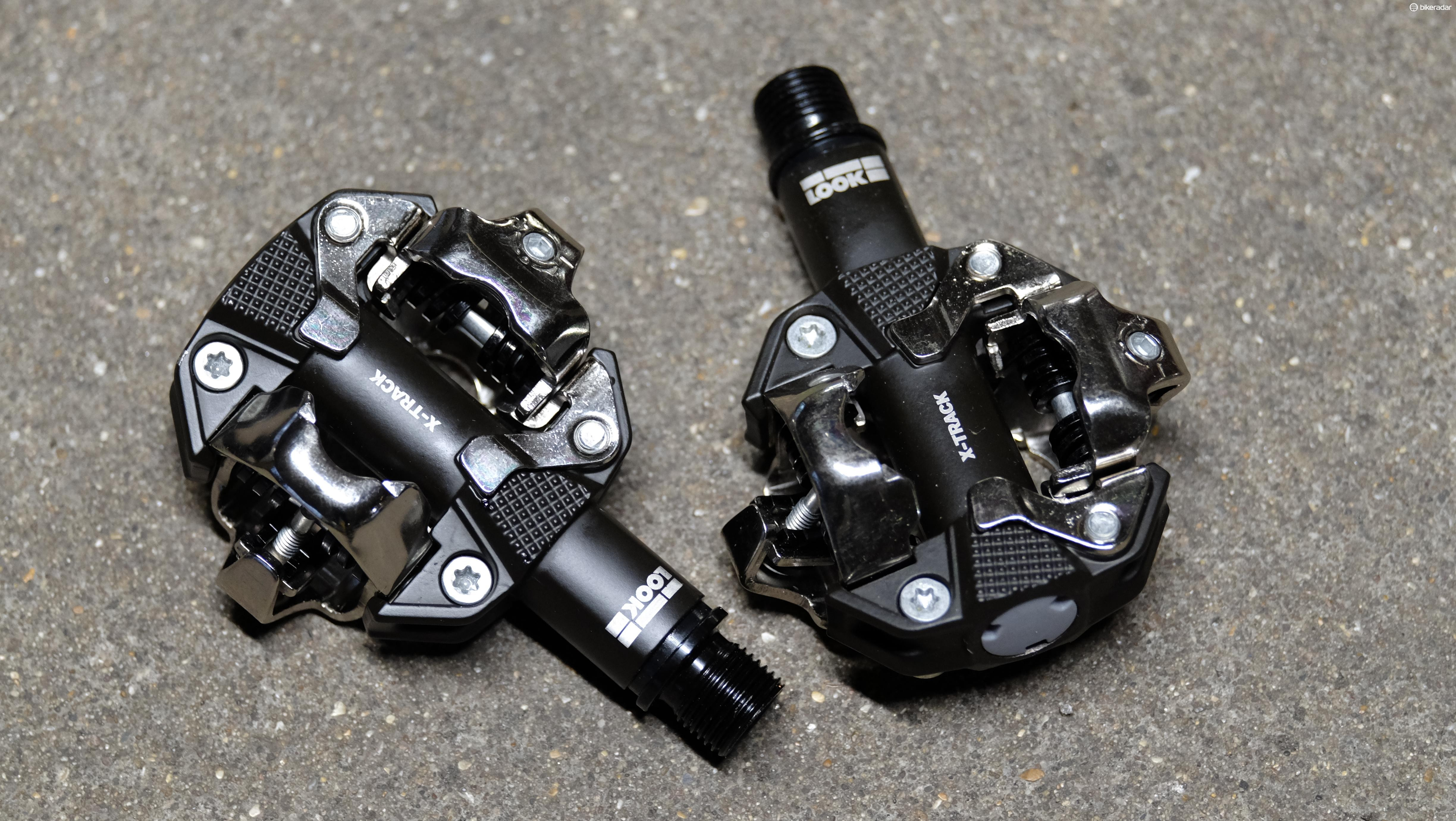 Look's new X-Track pedals