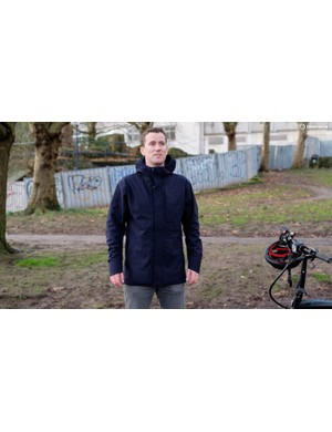 This is the Katusha Rain Parka and it's very nice