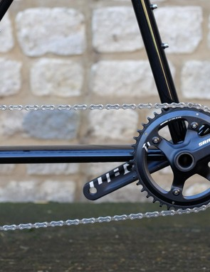 Apex 1x transmission takes a front derailleur out of the equation