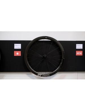 DT's ERC 1100 DICUT clincher disc brake wheelset will retail for £1,999.98