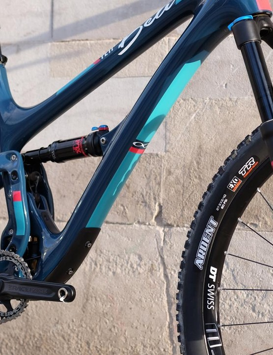 The SB5 Beti is designed to be a bad-ass down and uphill