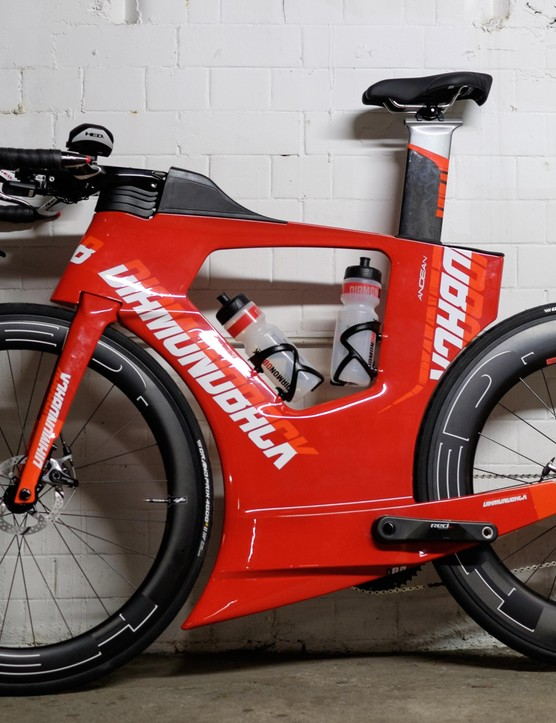 It's bikes like these that make you realise just how restrictive the UCI's design regs can be