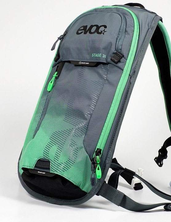 Designed to keep the bag comfortably in place when riding hard