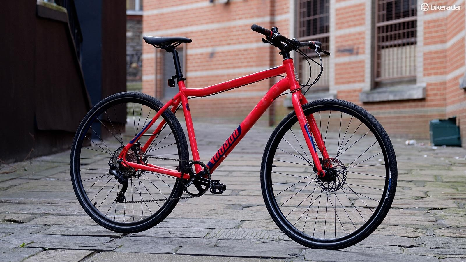 The Agwe is Voodoo's latest urban commuter