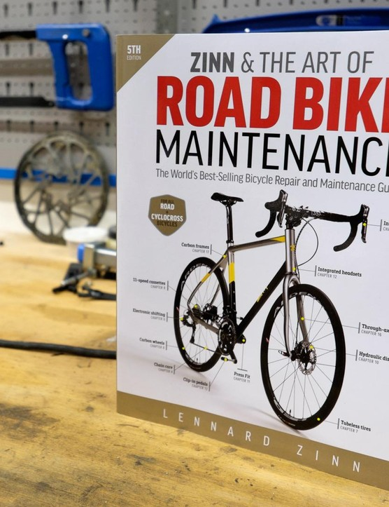 Zinn's road bike maintenance