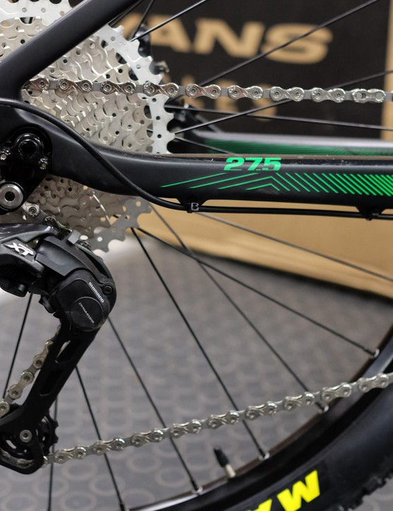 Clutch derailleurs have significantly improved mountain bike drivetrain performance