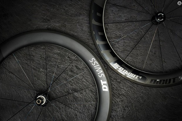 DT Swiss' DiCut RRC 65 C wheels