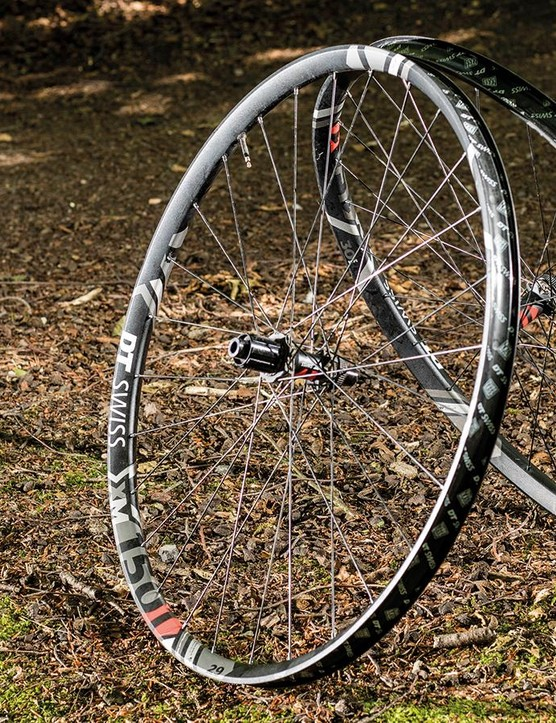 The XM 1501 wheelset is a benchmark-setting flagship performer from DT Swiss