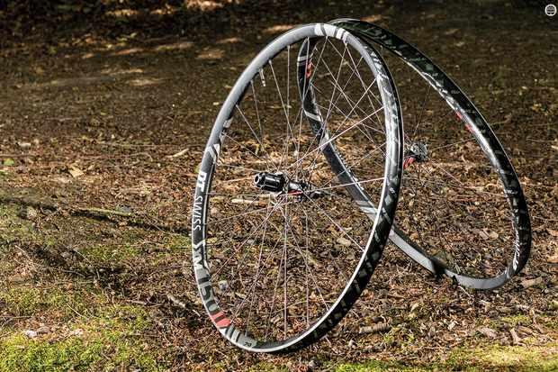 DT Swiss XM 1501 Spline One 30mm wheels
