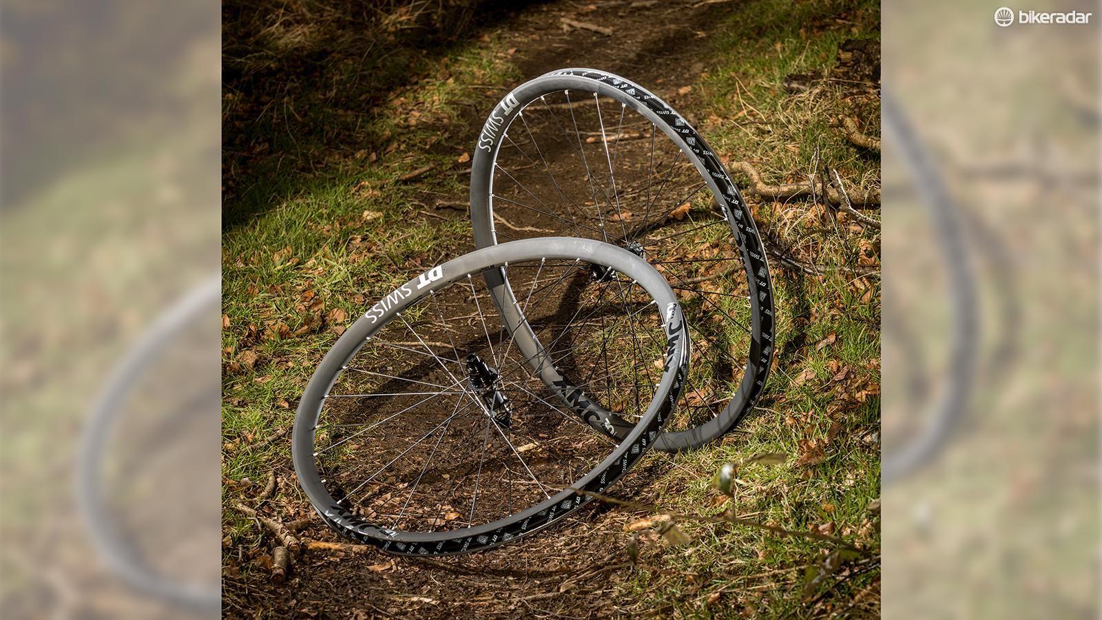 DT Swiss's XRC 1200 SPLINE 30 wheelset