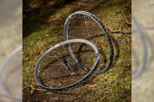 DT Swiss's XRC 1200 SPLINE 30 wheelset