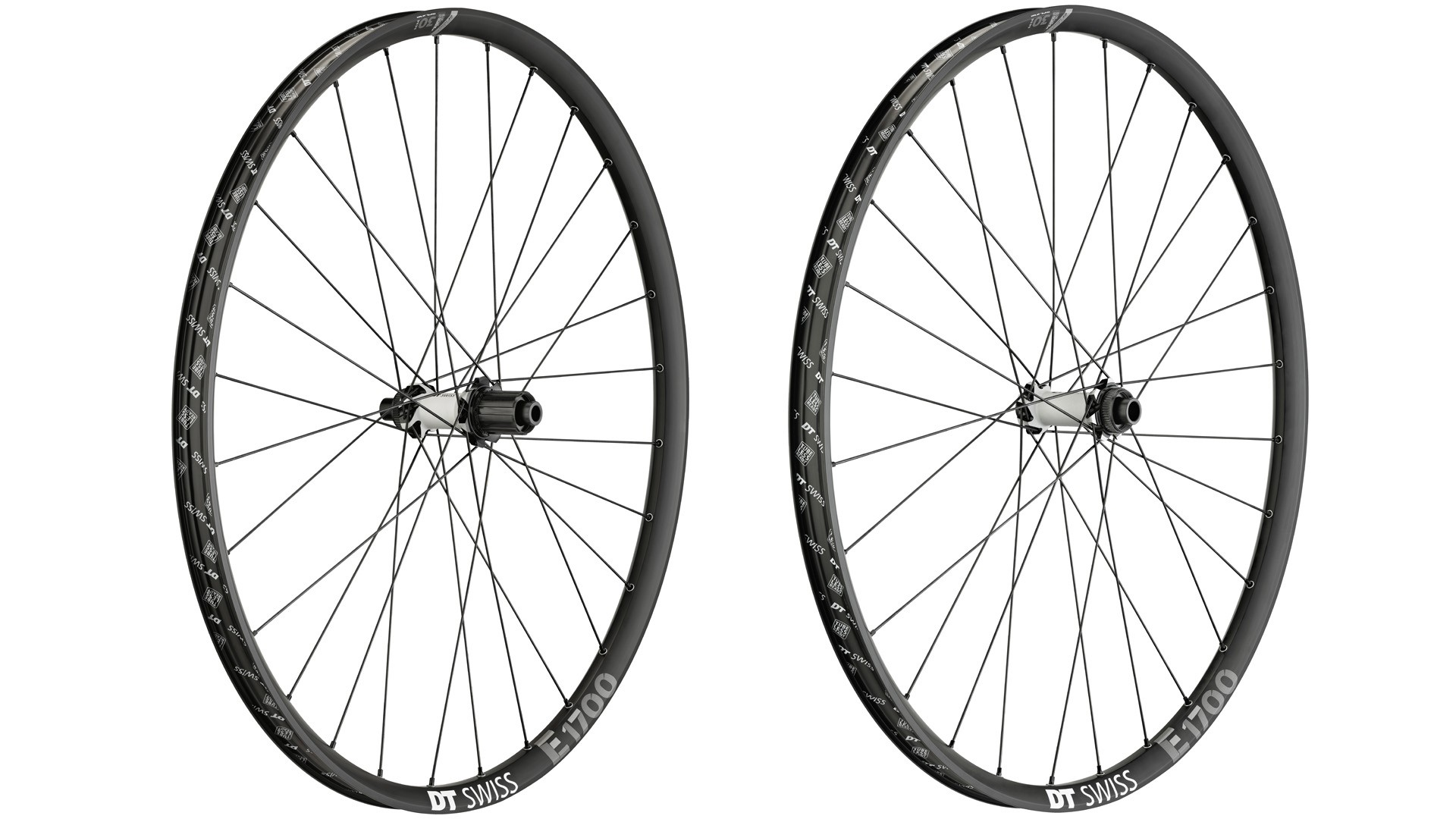 The E 1700 wheels, as tested on the Enduro World Series circuit