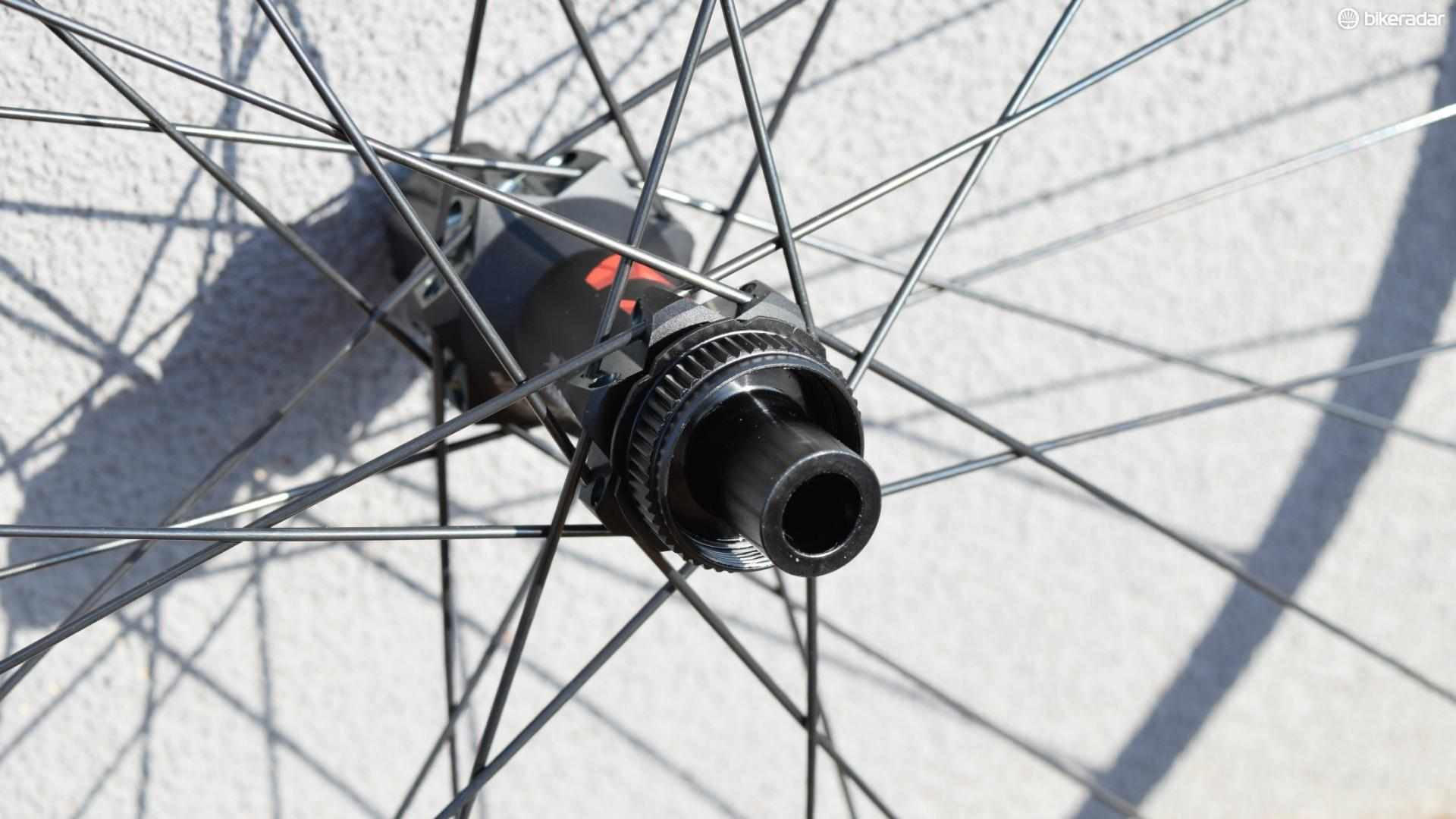 The new DT Swiss Spline One 240s hub