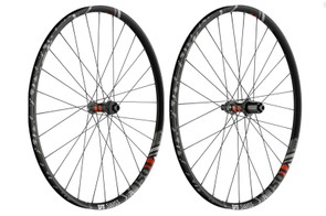 The XR wheels are aimed at cross-country mountain bikers