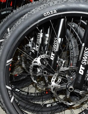 DT Swiss has updated its Spline One mountain bike wheel range for 2016 to include Boost options