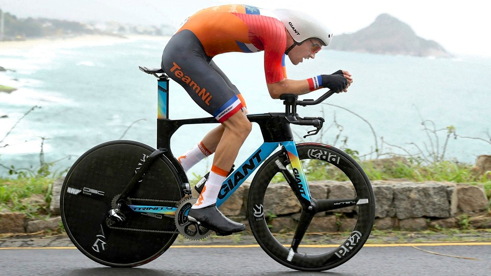 Tom Dumoulin S Olympic Giant Trinity Advanced Tt Bikeradar