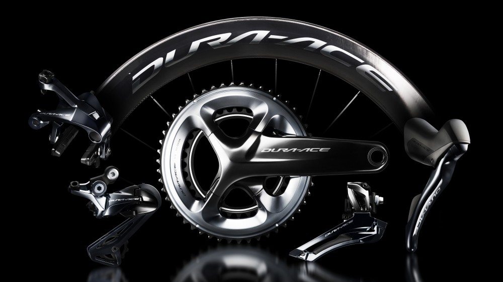 Shimano's new mechanical Dura-Ace groupset