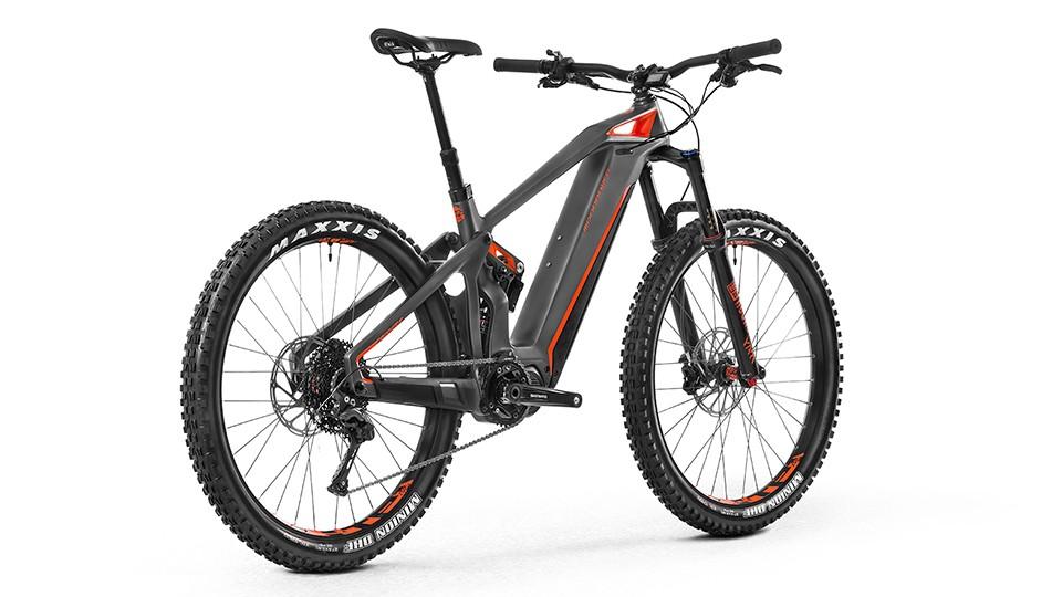 Mondraker's e-Crusher is an all-new e-bike from Spanish firm Mondraker