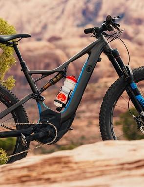 Specialized's Turbo Levo FSR 6Fattie Comp is the more affordable of the company's new full suspension e-mountain bikes