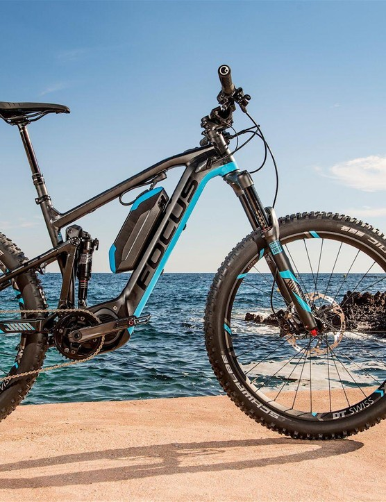 This Focus has two batteries, which probably means twice the fun