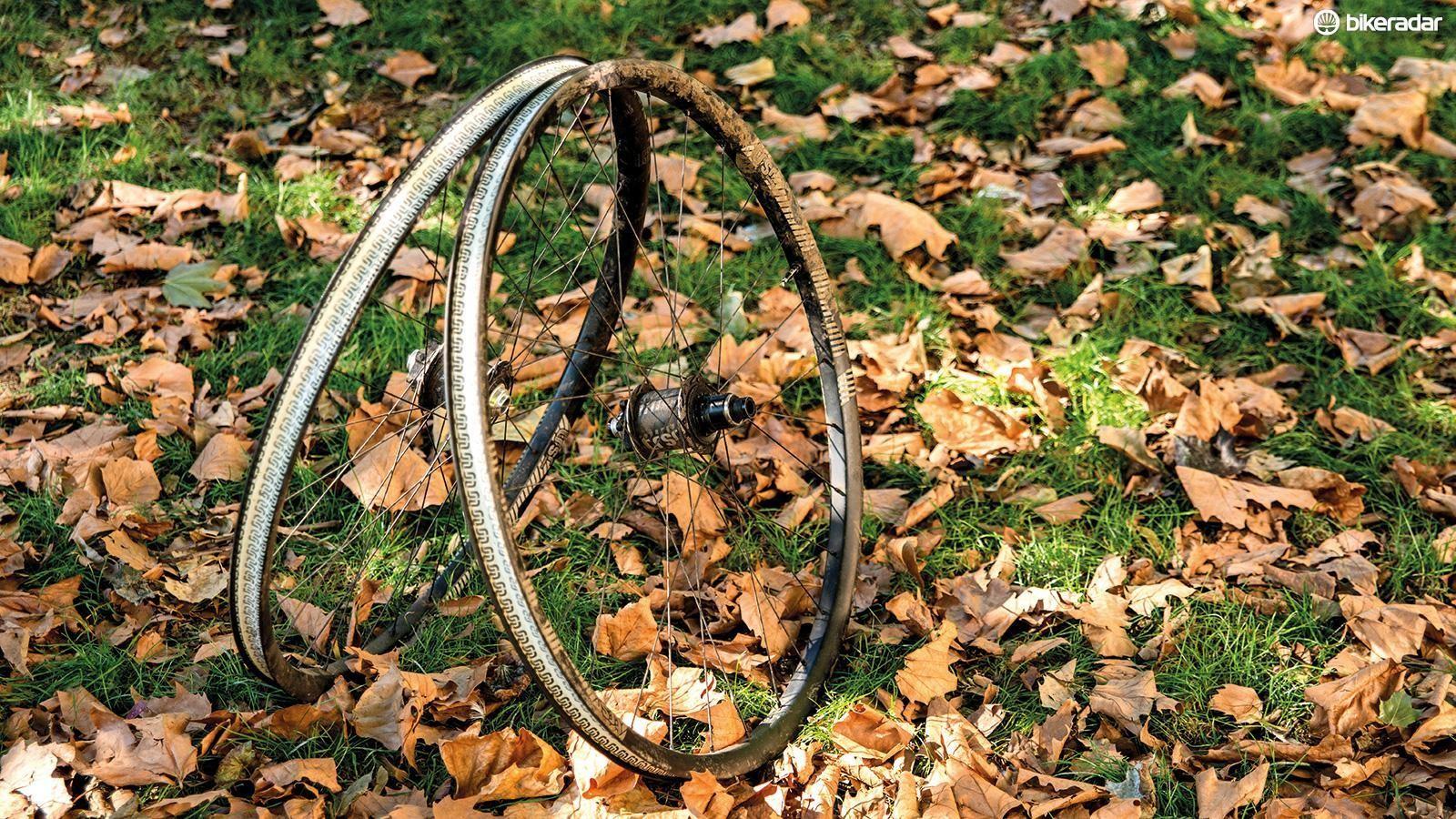 The e*thirteen TRS Race Carbon wheelset