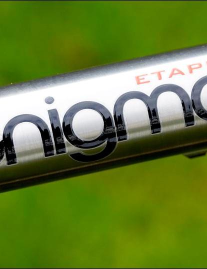 Shiny titanium!