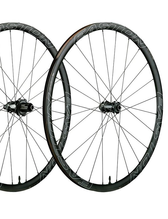 Easton's new EA90 SL Disc wheelset is built around the Vault freehub