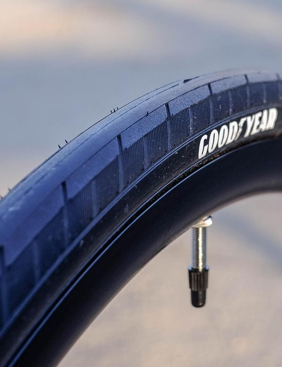 The Eagle All-Season road tire