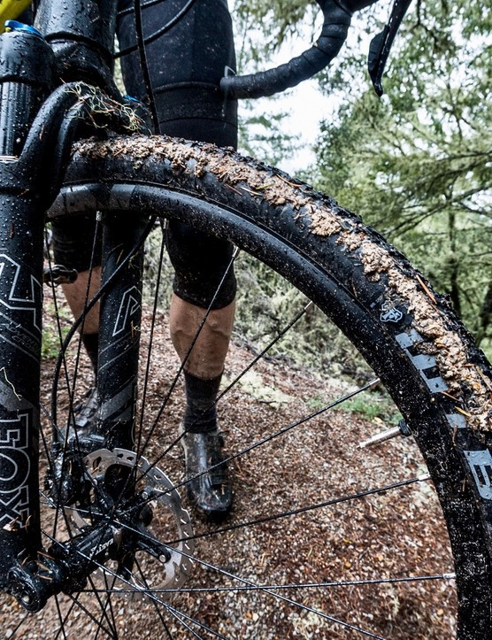 The Easton EA70AX wheelset is purpose built for Adventure Cross and ideally paired with 35-40mm tires