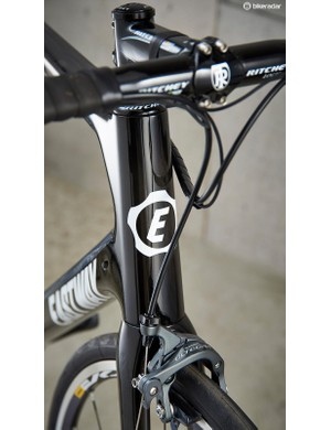 'E' for electric, or Eastway, or Emitter, or all three…?