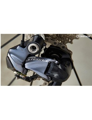 Ultegra Di2 at this price on a carbon frame is a fine achievement