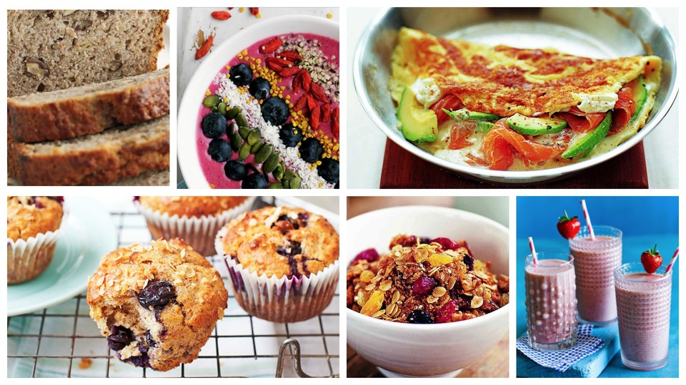 9 energy-boosting breakfasts to keep you riding strong