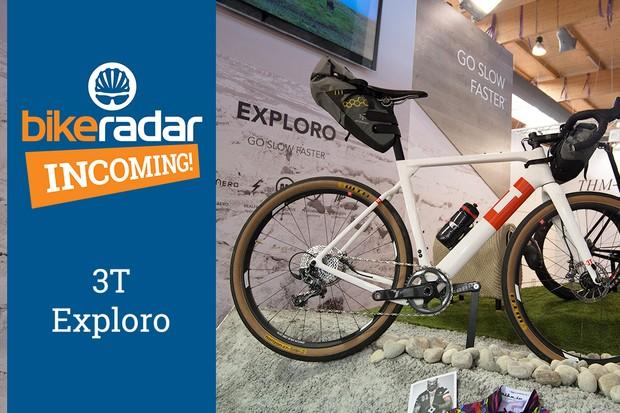 A closer look at 3T's aero-optimised Exploro adventure bike