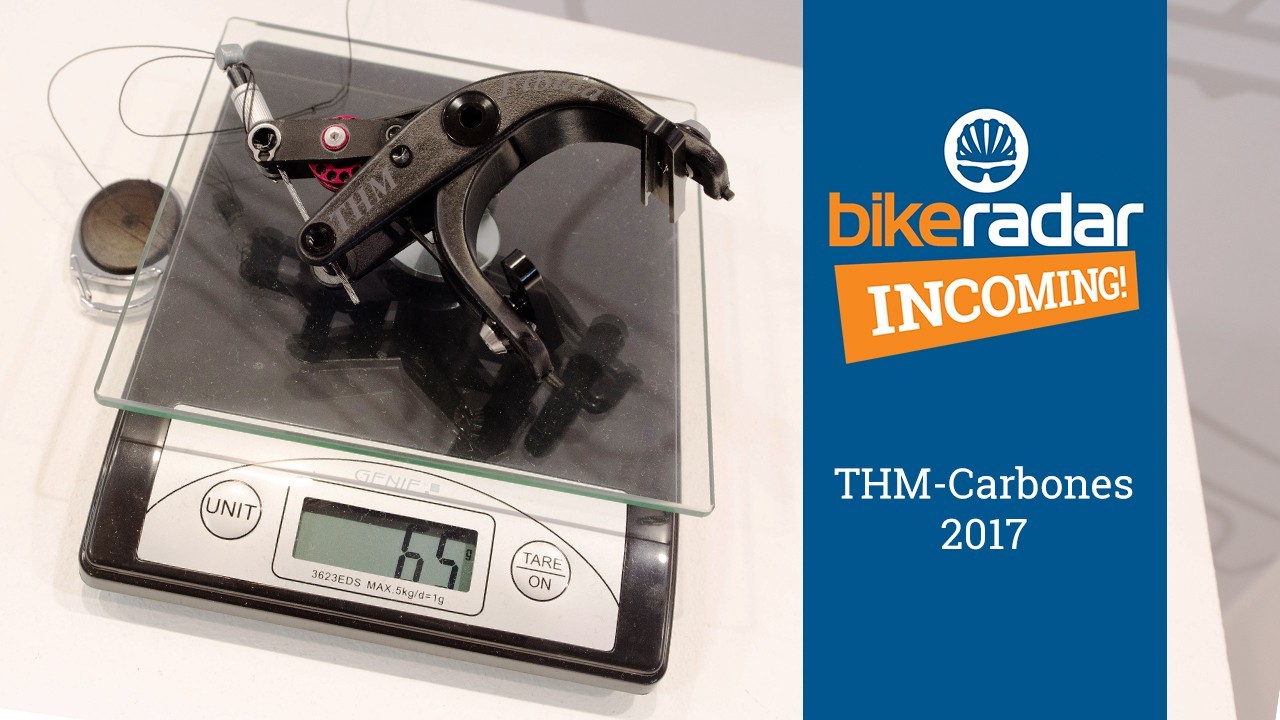 Catching up with THM at Eurobike 2016