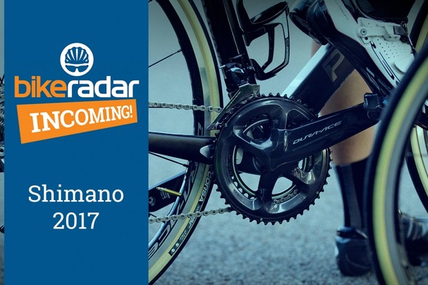 Shimano has lots of exciting road products coming in 2017