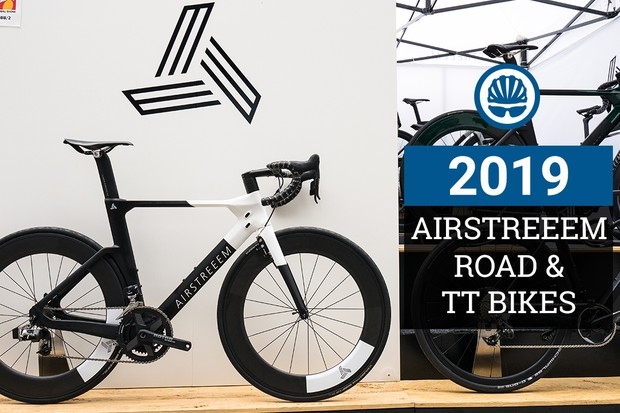 Airstreeem talks us through its new road and triathlon bikes