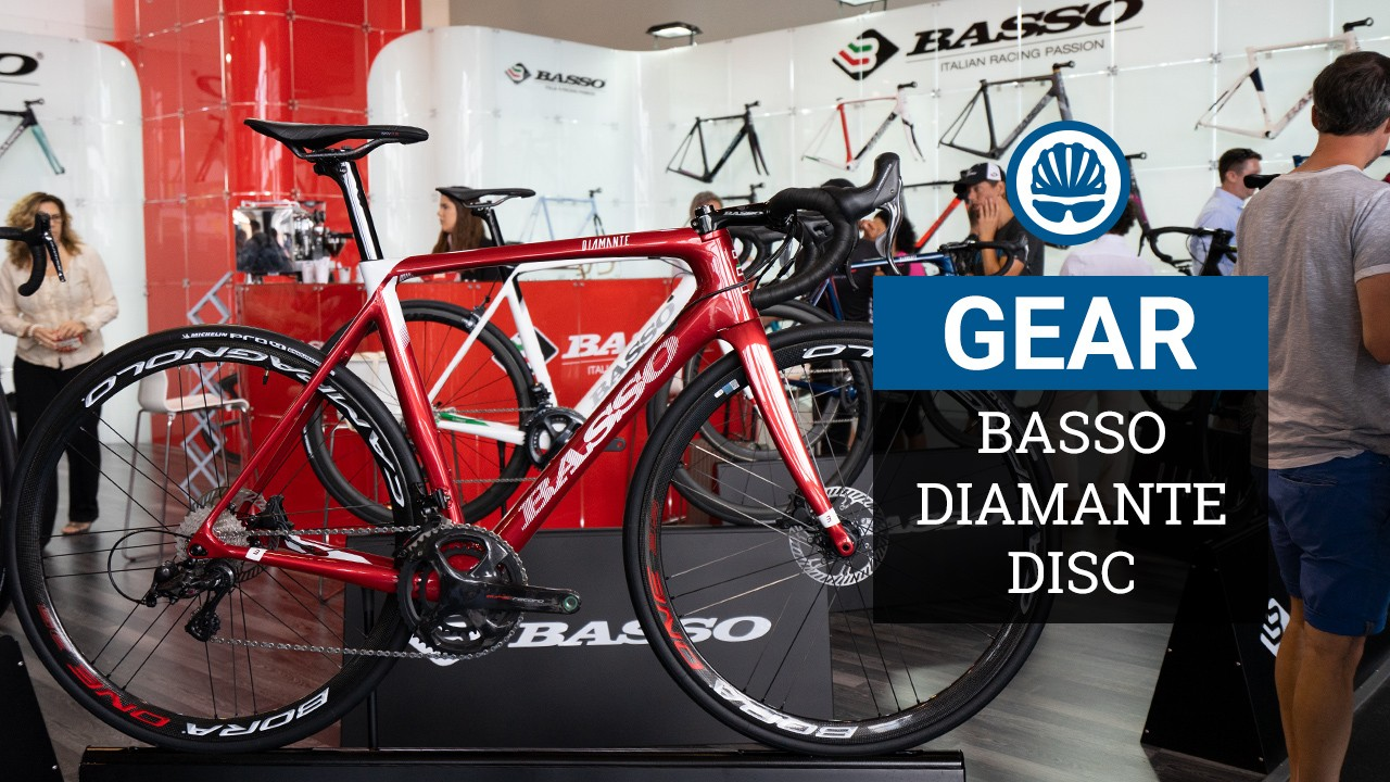 We take a closer look at Basso's new Diamante and Palta