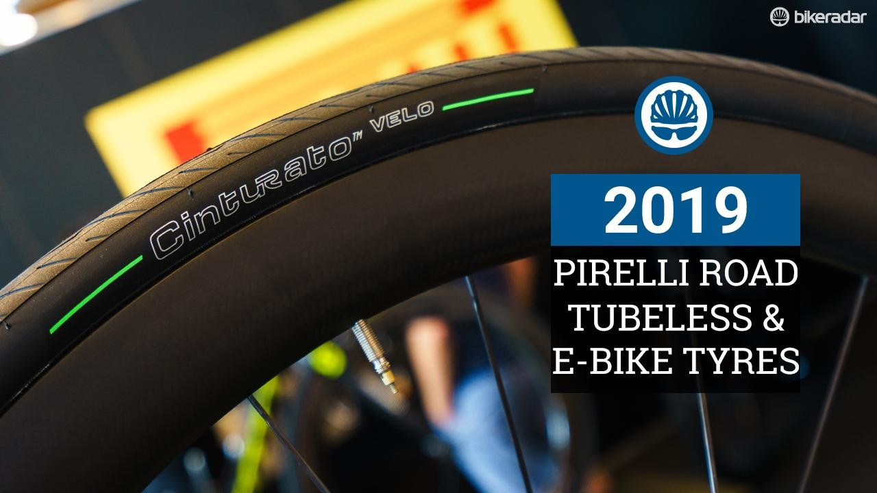 Pirelli goes tubeless and tough with the Cinturato
