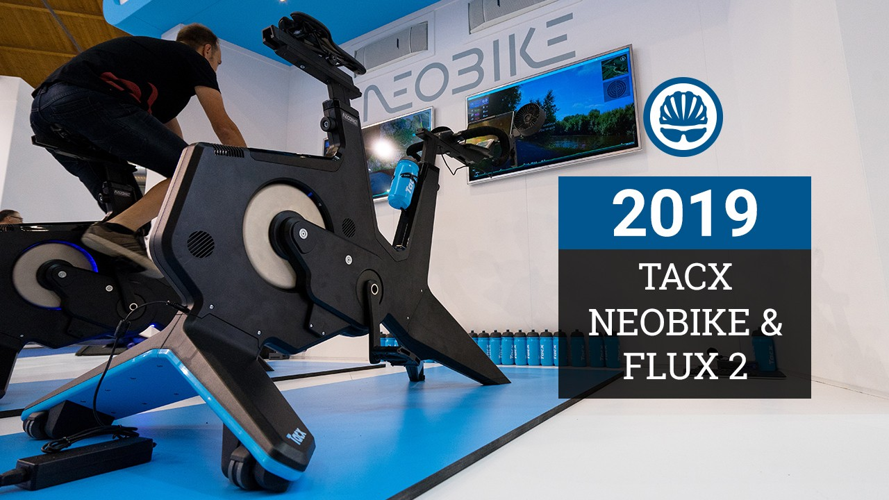 Tacx NeoBike and Flux 2 — immersive smart bike and updated smart trainer