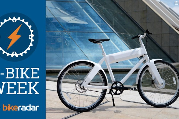 This week, we're looking at e-bikes – on road and off