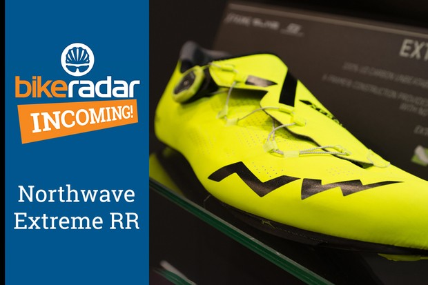 The 2017 Northwave Extreme RR road shoe