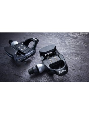 Edco's 3ax swaying pedals