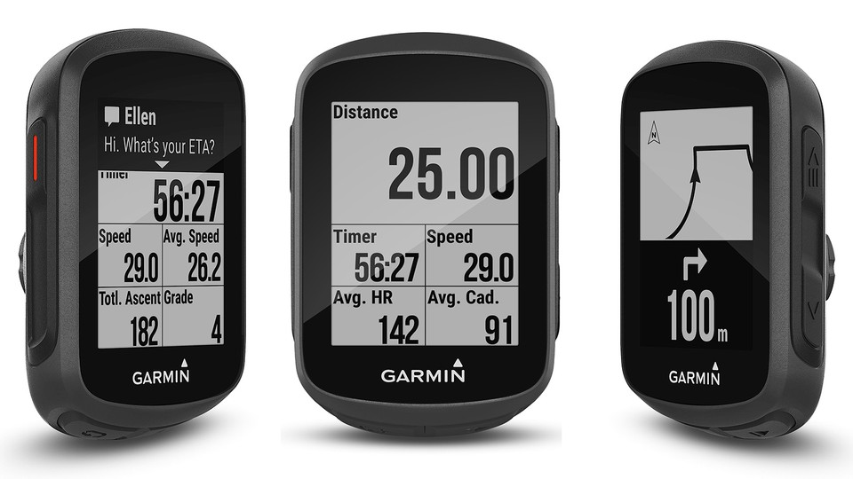 5087762baf0 The new Garmin Edge 130 offers Bluetooth integration for messaging,  uploading and tracking, plus