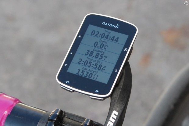 Garmin Edge 520 review - BikeRadar