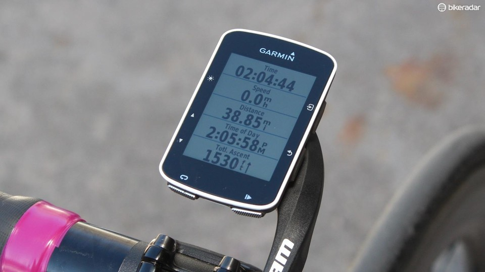 Garmin Edge 520 review - BikeRadar