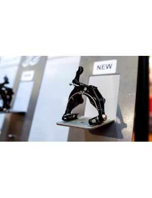 Eecycleworks produces some of the lightest road brakes on the market