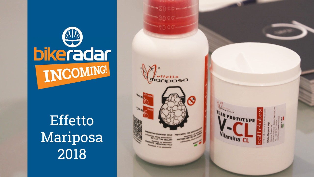 Effetto Mariposa has launched a sealant additive and some new frame protection for 2018