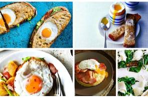 Eggs are a brilliant way to start the day