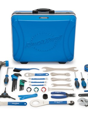 This Park Tool tool-kit is about as nice as it gets